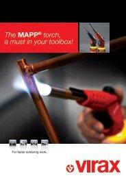 Mapp Gas Torch_5217