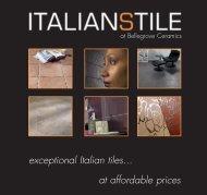 Italianstile_brochure