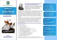 Nettkurs i Cellesaltterapi (Schüsslers cellesalter) - Homeopati for alle
