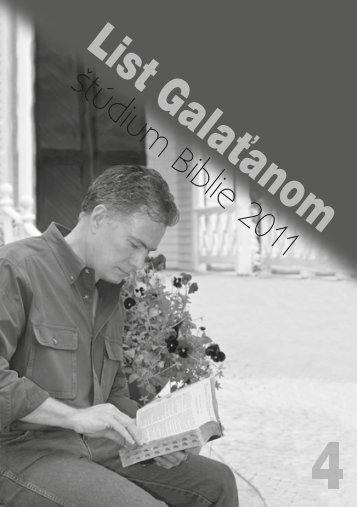 List Galaťanom