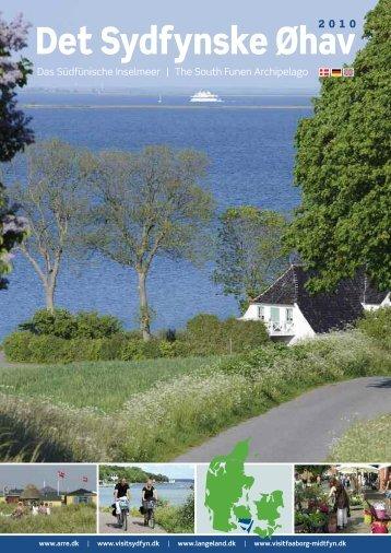 Download brochuren: Det Sydfynske Øhav - Ærø