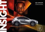 Q1 2015 Insight - Lincoln