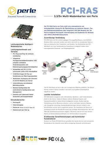 GR-PCI RAS-1157 - allnetstore.de