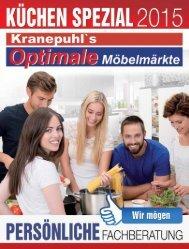 Kranepuhl's Küchen Spezial 2015