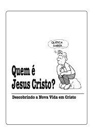 Jesus - Nueva Vida En Cristo