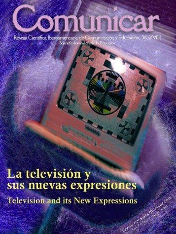 Comunicar 36:COMUNICAR maqueta OK - Revista Comunicar