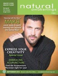 EXPRESS YOUR CREATIVITY - Natural Awakenings