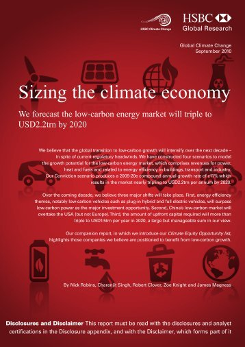Mapping the Climate Economy - PennFuture