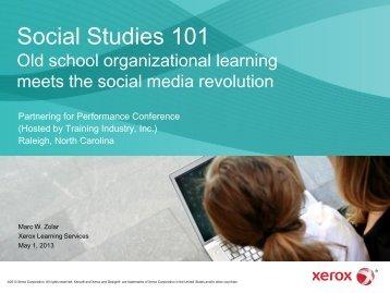 Social media - TrainingIndustry.com