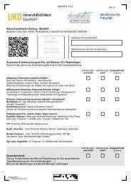 MiniCEX 10.3 Anamnese & Untersuchung bei Patienten mit Ödemen