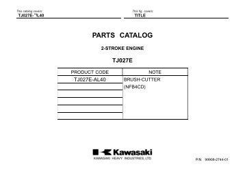 parts catalog introduction - Technik.sk