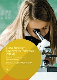 STEM Focus - Imagine Education
