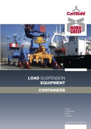Catalog Containers as PDF-File download... - Carlstahl-nordgreif.com