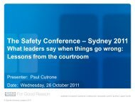Paul Cutrone - What Leaders Say When Things Go Wrong