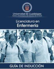 Licenciatura en Enfermería - Centro Universitario de Ciencias de la ...