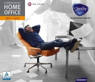 Stressless HomeOffice 2013/2014