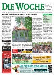 Ausgabe 20/13 - Redaktion + Verlag