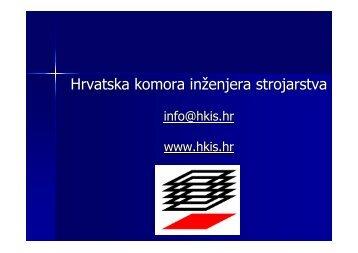 D Predavanje ISTRA - Održiva hidrotehnika 07-11-2012 - IRENA