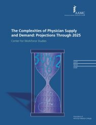 The Complexities of Physician Supply and Demand - AAMC's ...