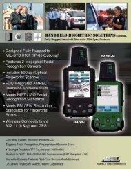 spec sheet - Wireless Mobiledata!