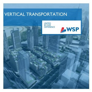 VERTICAL TRANSPORTATION - WSP Group