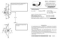= D [kN] Anhängekupplung Katalog nr C33 PPUH AUTO-HAK S.J.