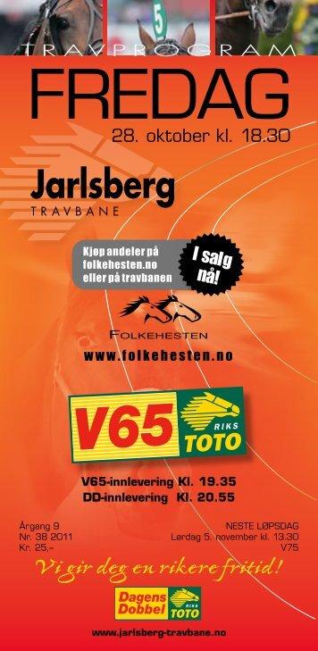 4 - Jarlsberg Travbane