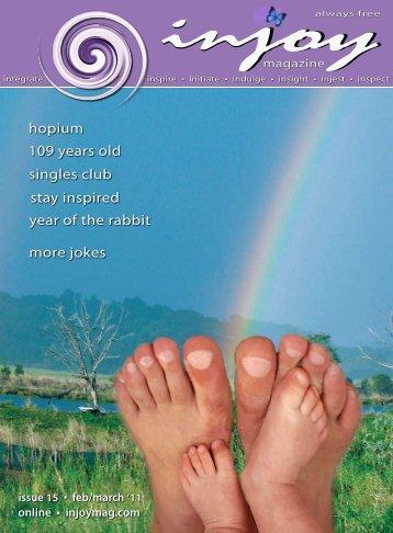 Issue 15 - InJoy Magazine