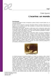 L'ocarina: un mondo - Amaltea