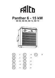 Panther 6 - 15 kW