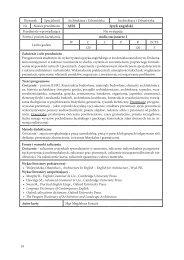 Program_przedmiotow_.. - Wydział Budownictwa i Architektury