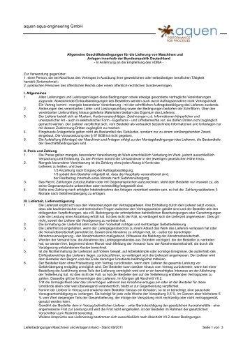 PDF/80 KB - aquen aqua-engineering GmbH
