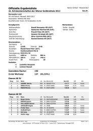 Offizielle Ergebnisliste - 44. Skimeisterschaften der Wiener ...