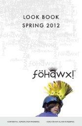 LOOK BOOK SPRING 2012