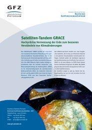 Satelliten-Tandem GRACE - Helmholtz-Zentrum Potsdam ...