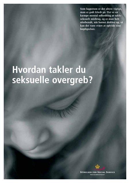 Hvordan takler du seksuelle overgreb? - Svendborg kommune