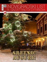 Novigrad - Cittanova, prosinac / dicembre 2010. • broj / numero 36 ...