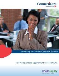 HSA Employer Brochure - ConnectiCare