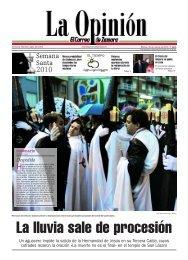 Semana Santa - La Opinión de Zamora