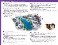 Universal CityWalk Fact Sheet - Universal Orlando Resort Media Site