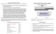 Vaccines for Children Program 2012 Adult Immunization Charges ...