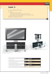 Kubik® II - LCD és plazma TV diszkont