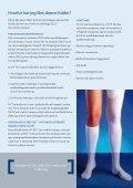 T.E.D.™ anti-emboli-strømper Patientinformation - Kendan - Page 2