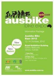 New Dates! New Venue! - Ausbike