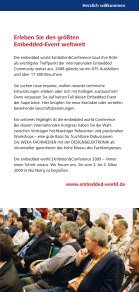 Einladung zum Messebesuch - embedded world - Seite 3