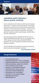 Einladung zum Messebesuch - embedded world - Seite 6
