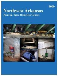 Northwest Arkansas Point-in-Time Homeless Census