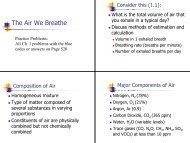 Ch.1: The Air We Breathe