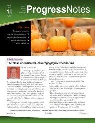 October 2012, Volume 4, Issue 10 - Torrance Memorial Medical Center