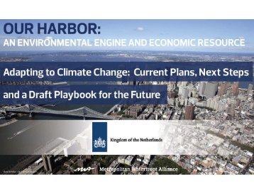 Adapting to Climate Change Panel Presentations - Metropolitan ...